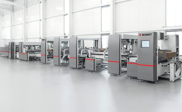 BOBST SP 165
