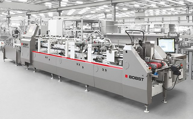 Pliage collage bobst EXPERTCODE