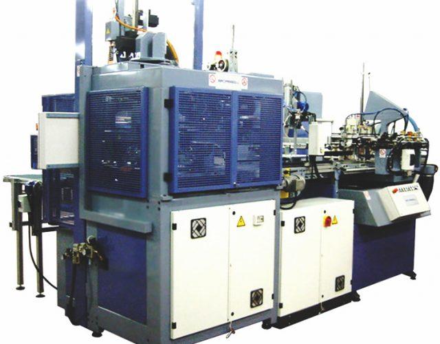Machine à recouvrir les boites EP150