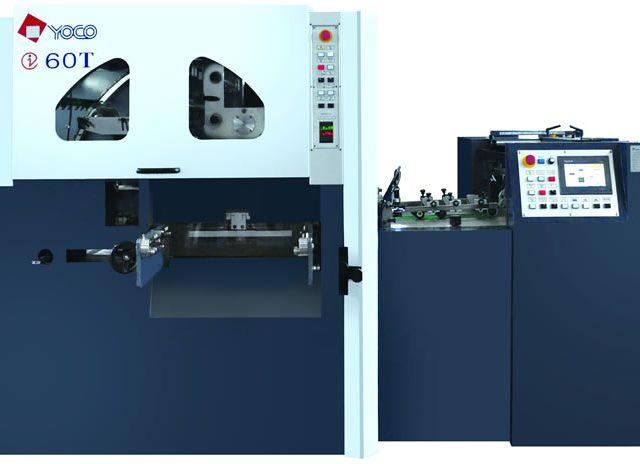Presse à platine automatique 60E/ 60T
