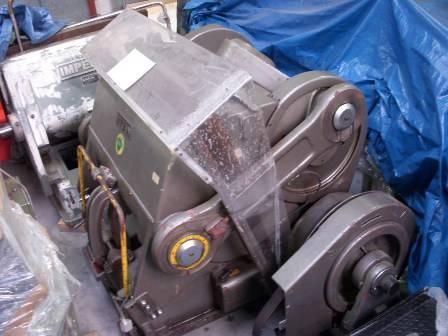 Platine manuelle TITAN 80 X 120 cm
