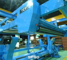 Onduleuse 1800-2200-2500 mm