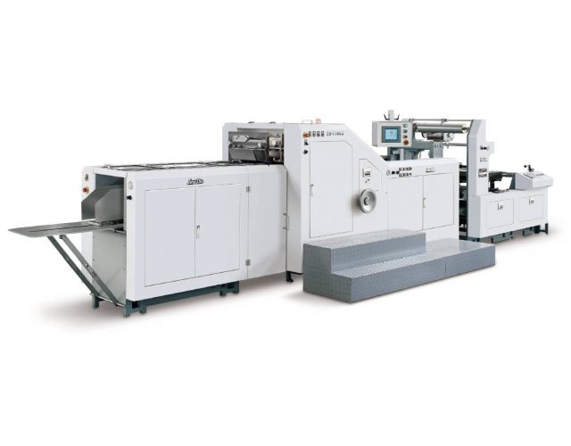 Machine sac papier ZD-FJ - categorie