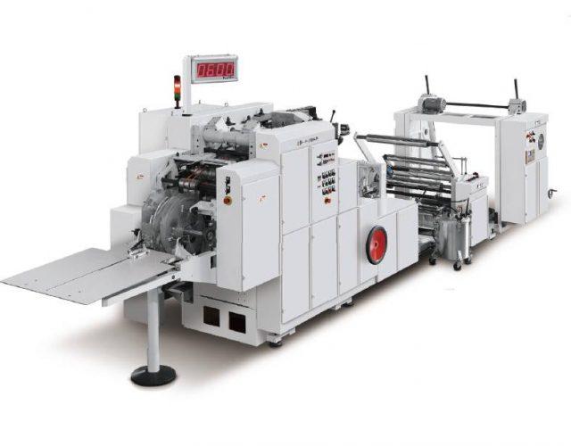 Machine sac papier ZD-FJ06 - categorie