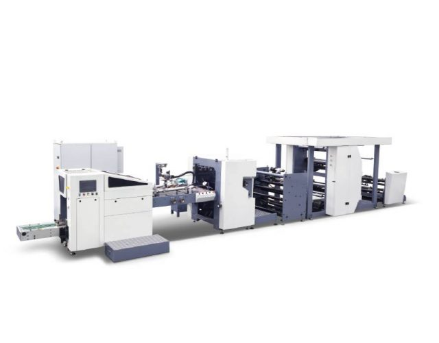 Machine sac papier ZD-J - categorie